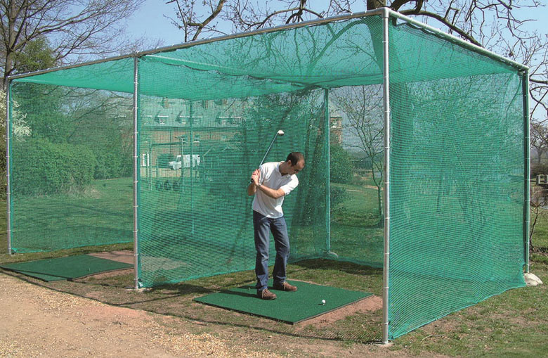 Filets pour cages de golf