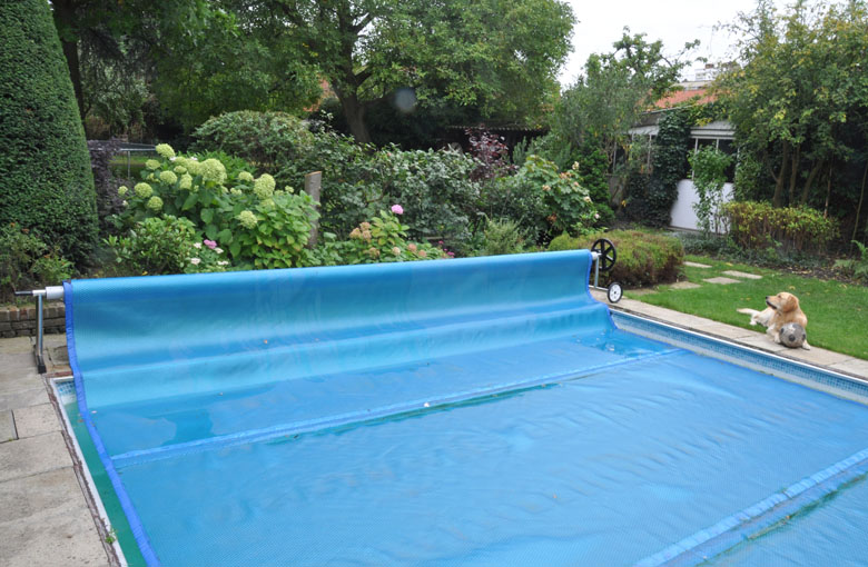 Swimming pool bubble covers Netten